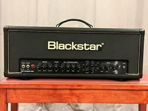 Blackstar HT Stage 100 Watt Head Annerley Brisbane South West Preview