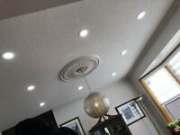 FAST LED POTLIGHT INSTALLATION $65 FREE dimmer