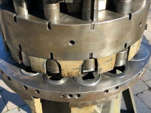 ROTEX SHEET METAL TURRET PUNCH 18-A