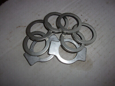 Allis Chalmers Part 70229958 Exhaut Manifold Gasket Set Wcwfwdwd45 Gas D17