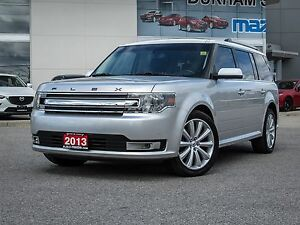 2013 Ford Flex SEL, LEATHER, NAVI