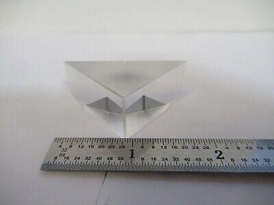Optical Prism Glass Optics Microscope Head As Pictured W2-b-33