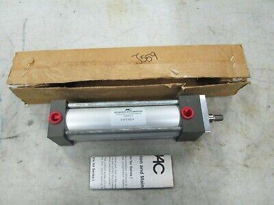 Aac Advance Automation Pneumatic Cylinder 2x6 Ms-4 Series 1 6 Stroke Nib