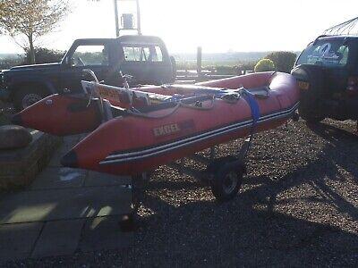 Rib sib Fishing Boat