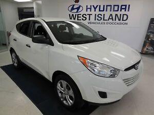 Hyundai Tucson L 2.0L FWD automatique
