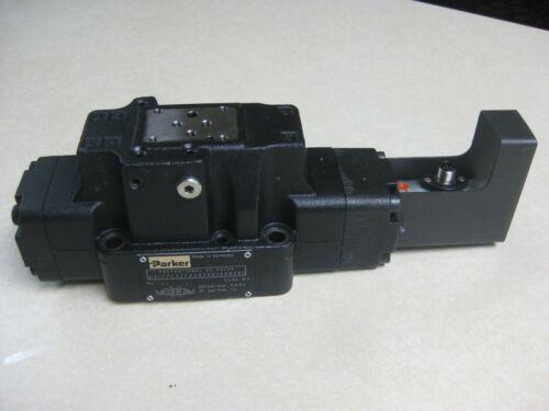 Parker Proportional Directional Control DC Valve Series D41FP Zerolap 200 LPM
