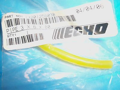 - NEW ECHO YELLOW FUEL LINE FITS TILLERS TRIMMERS BLOWERS 13201256030 OEM E8