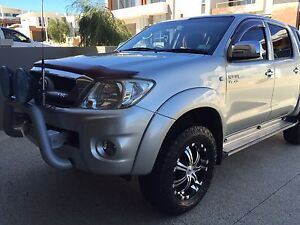 Toyota Hilux Ute SR5 V6 Auto One Owner Coogee Cockburn Area Preview