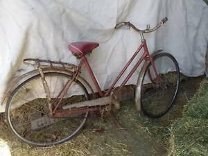 Malvern Star bicycles
