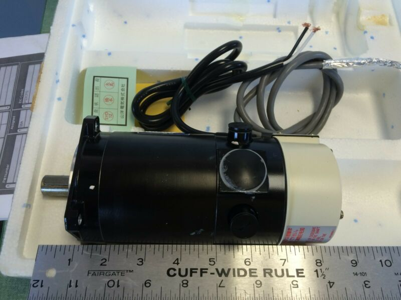 New Sanyo Denki R850-012el7 Dc Servo Motor, Super R, E680500c00b Optical  Bq