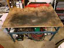 For sale Heavy duty steel work bench Craigieburn Hume Area Preview