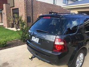 2010 Ford Territory Wagon Officer Cardinia Area Preview