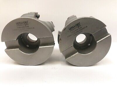 Ultra-dex F4042.ub.064.z06015-r Indexable Holder Milling 1pc Used