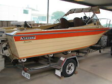 Nereus 18 Ft Boat, Cuddy Cab, Imaculate Condition Wallaroo Copper Coast Preview