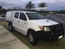 2008 Toyota Hilux Ute With Bosston Canopy $23500 ONO Landsdale Wanneroo Area Preview