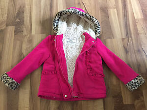 Smart Casual Girls Spring/Fall Jacket