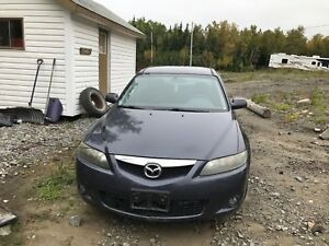 REDUCED Parts car or engine needed for Mazda 6