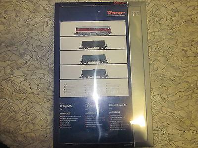 ROCO-TT Digital Set BR 120 mit 3 Kesselwagen Art.Nr:350048 NEU + OVP