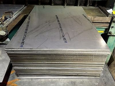 Titanium Plate 6al4v 12 X 12 X .080