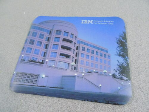 """Mouse-Pad IBM """"Network Solutions Northeastern Area""""   1/8"""" thick"""