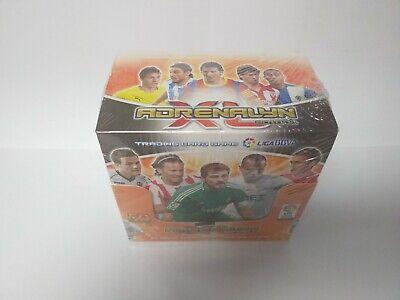 Panini ADRENALYN XL 2010/2011 Liga BBVA Trading Card, Caja Completa 50 sobres