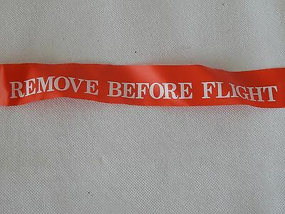 Aircraft  Remove Before Flight Pin With Flag  [1R1C]