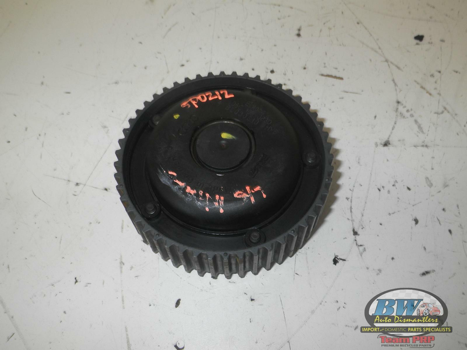 02-05 AUDI A4 A6 3.0L CAMSHAFT PULLEY TIMING GEAR 06C 109 083 D INTAKE