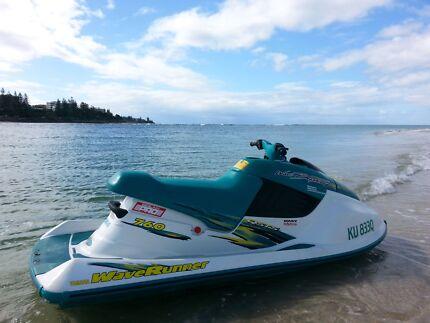 Yamaha waveblaster 2 jet ski Currimundi Caloundra Area Preview