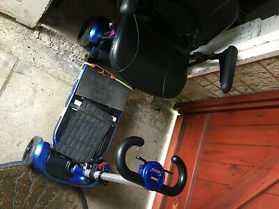solax folding mobility scooter