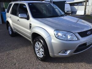 FORD ESCAPE ZD AUTOMATIC 5 DOOR SUV Fairy Meadow Wollongong Area Preview