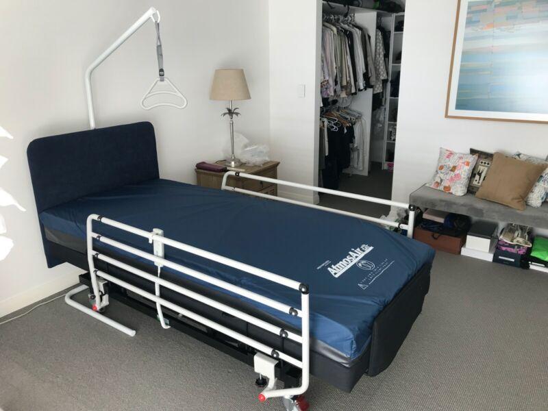 Homecare Hi Lo Fully Adjustable Custom Made Hospital Bed Beds Gumtree Australia Gold Coast City Main Beach 1247964228