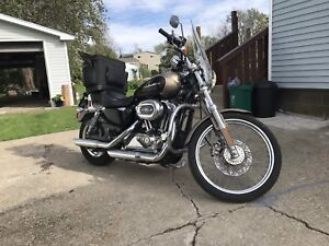 2004 custom Harley Davidson sportster 1200 one owner