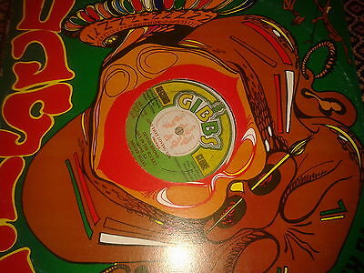 "Dennis Brown- Ain't That Loving You - 12"" Joe Gibbs"