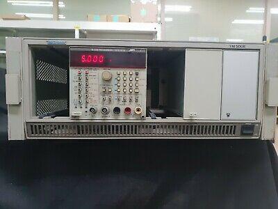 Tektronix Tektronix Tm5006 Sg5010 Programmable Oscillator