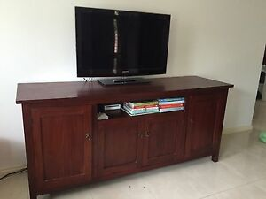 Entertainment Unit with matching coffee table St James Victoria Park Area Preview