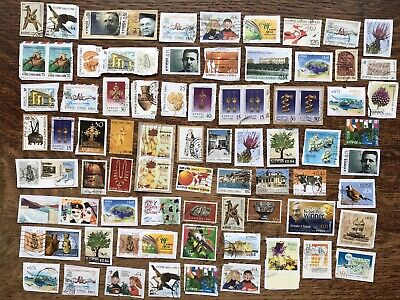 Collection Of Cyprus Stamps Kiloware