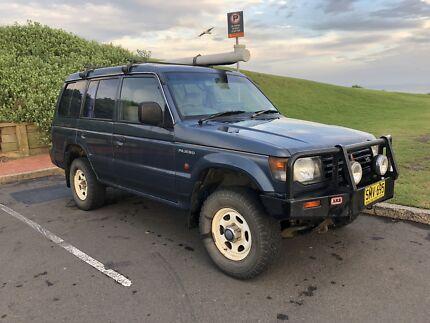 1992 4WD Mitsubishi Pajero Wollongong Wollongong Area Preview