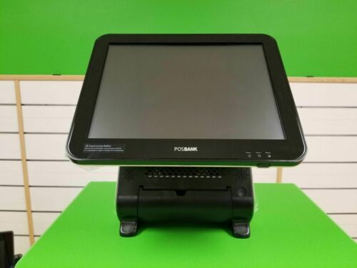 ELO Touch Screen POSBANK All-In-One TouchComputer POS System