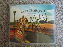 Kasey Chambers: Nothing At All ***SIGNED*** CD Single Campbell North Canberra Preview