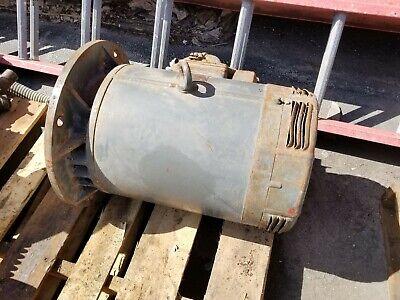 Used Siemens Motor 50 Hp 80l 220v 440v 3-phase