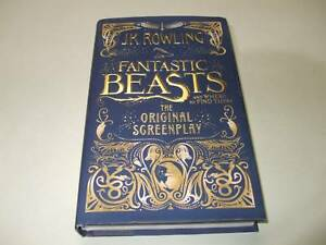 Fantastic Beasts by JK Rowling