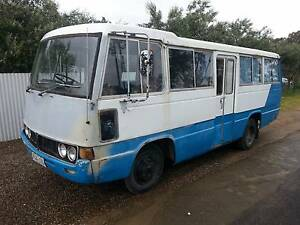 Toyota Coaster motorhome 1979 gas/petrol drives well $3250 unreg Gawler Gawler Area Preview
