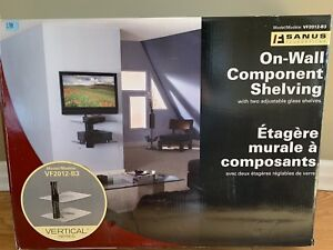 Sanus On Wall Component Shelving brand new in box