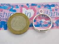 Base Anello In Argento 925 Regolabile Anellino Aperto O Chiuso Made In Italy -  - ebay.it