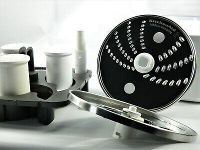 KitchenAid 13 cup food processor blade & disc set Multipurpose Mini Exact Slice