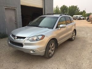2008 Acura RDX fresh safeted mint condition for sale