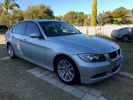 2008 BMW 320i E90 Sedan