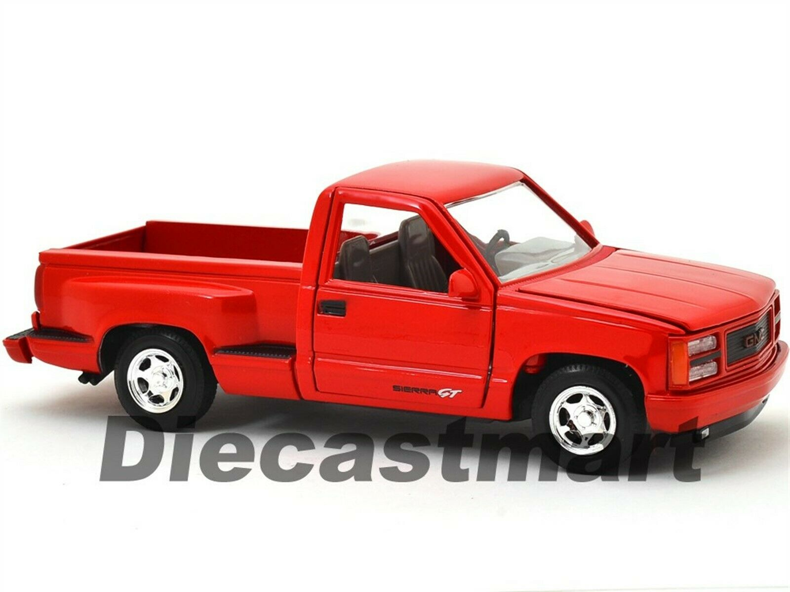 Red 1992 GMC Sierra GT Motor Max 1: 24 W//B American Classics Diecast Vehicles Nixeus Technologies Inc 73204AC-RD