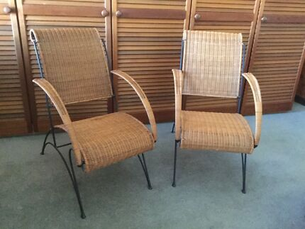 Cane chairs Carlton Melbourne City Preview
