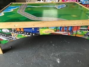 Train table Belrose Warringah Area Preview
